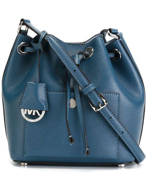 Michael Michael Kors | Женское Синий Small Greenwich Crossbody Bag