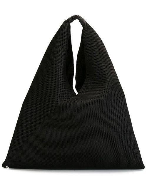 MM6 by Maison Margiela | Женское Черный Mm6 Maison Margiela Large Triangle Tote