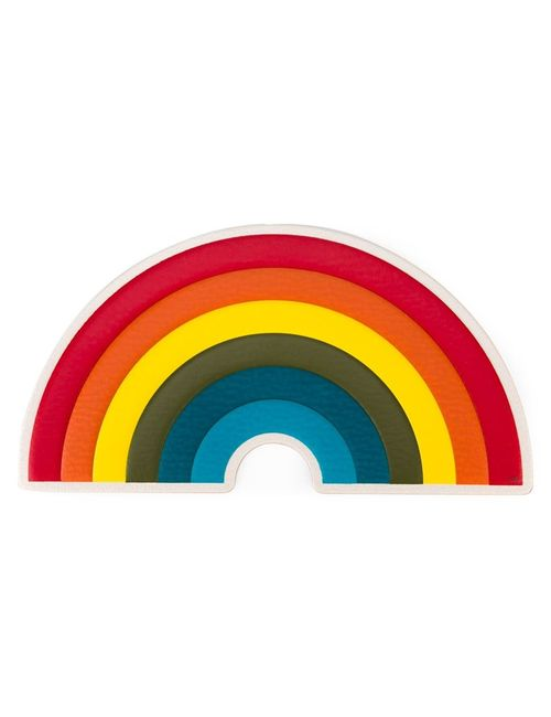 Anya Hindmarch | Красный Стикер Rainbow