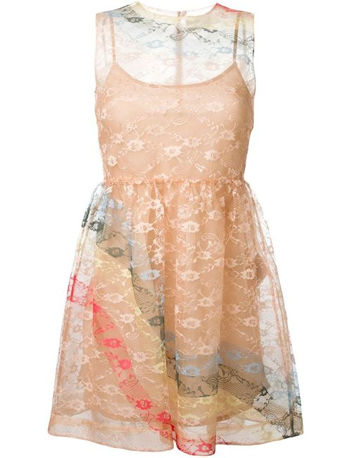 Red Valentino | Женское Nude & Neutrals Sleeveless Lace Dress