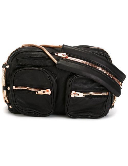 Alexander Wang | Женское Чёрный Brenda Crossbody Bag