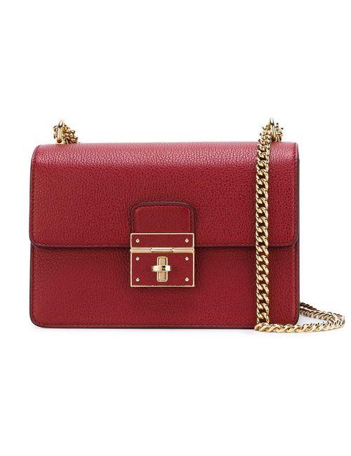 Dolce & Gabbana   Женская Красная Сумка На Плечо Rosalia