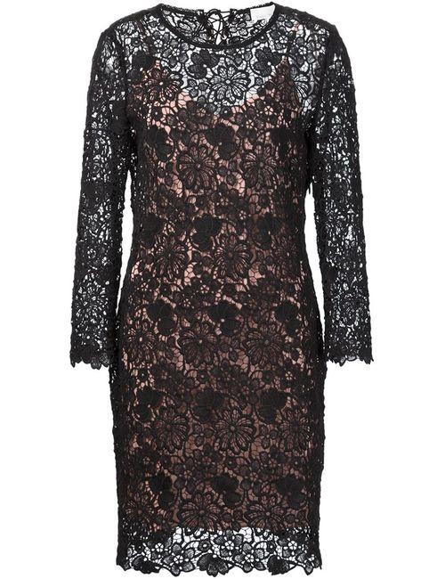 Fleur du Mal | Женское Черный Кружевное Платье