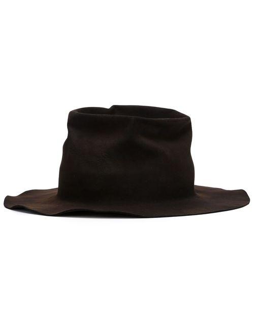 HORISAKI DESIGN & HANDEL | Женское Чёрный Burnt Fur Felt Hat
