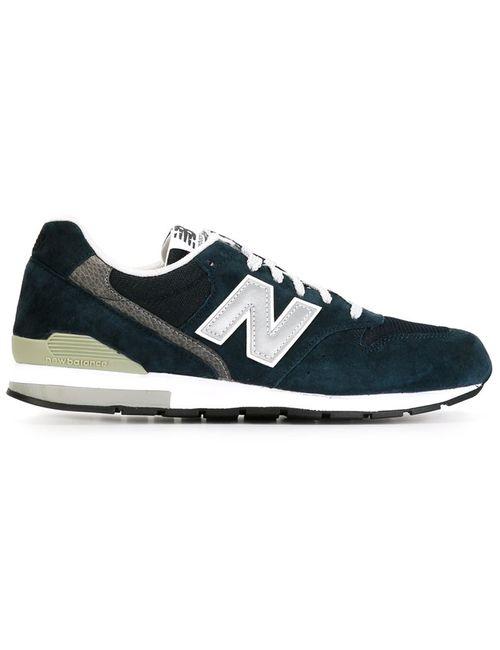 New Balance | Мужские Синие Кроссовки 996
