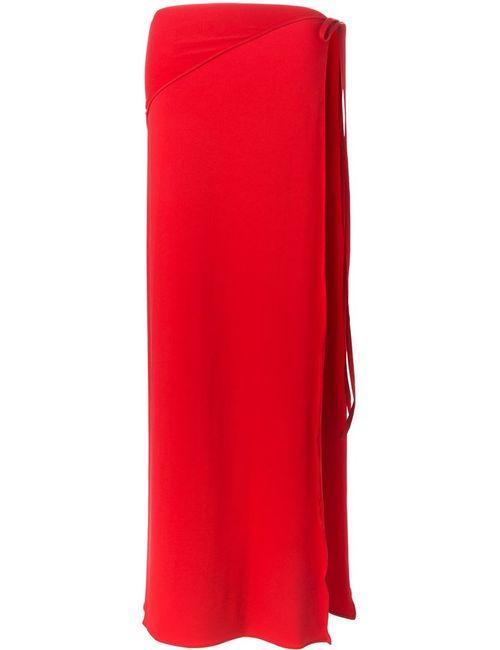 La Perla | Женское Красный Waist Tie Long Sarong