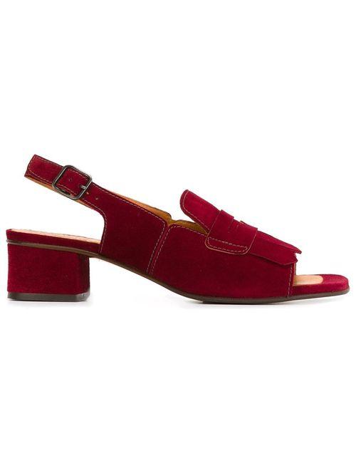 Chie Mihara | Женские Красные Туфли С Открытой Пяткой