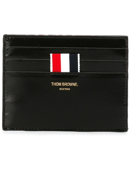 Thom Browne | Мужская Черный Классическая Визитница