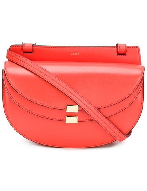Chloe | Женское Красный Chloé Georgia Crossbody Bag