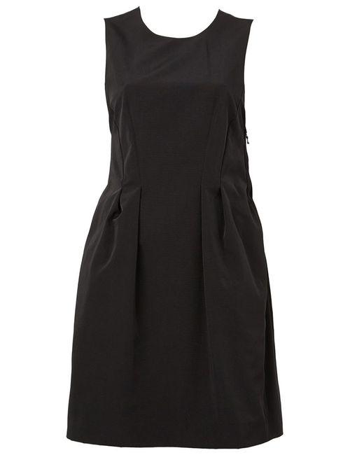 Lanvin | Женское Черный Back Bow Dress