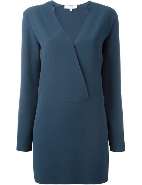 Iro | Женское Синее Платье Миди