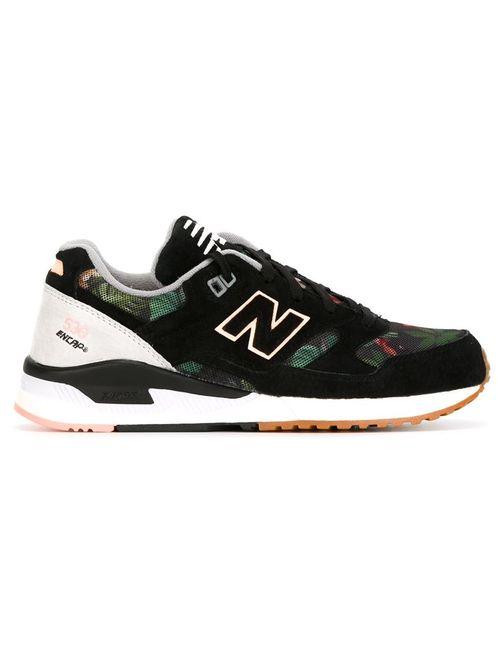 New Balance | Женское Чёрный 530 Sneakers