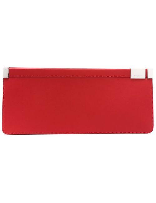 Maison Margiela | Женский Красный Большой Клатч