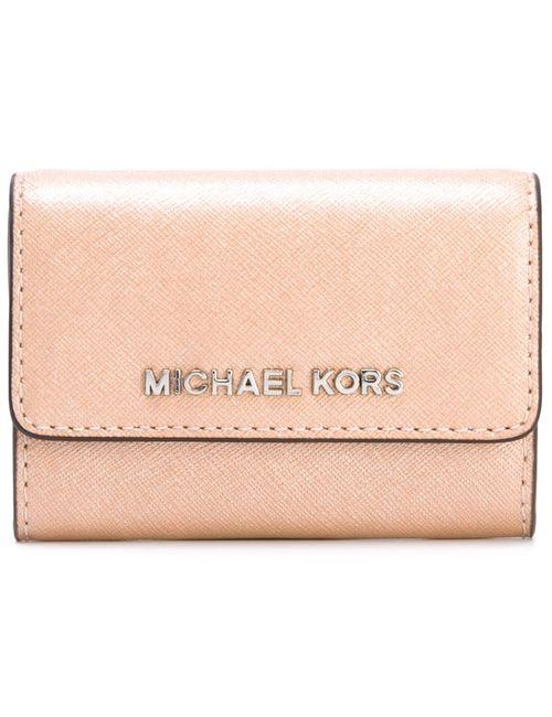 Michael Michael Kors | Женское Розовый Jet Set Travel Wallet