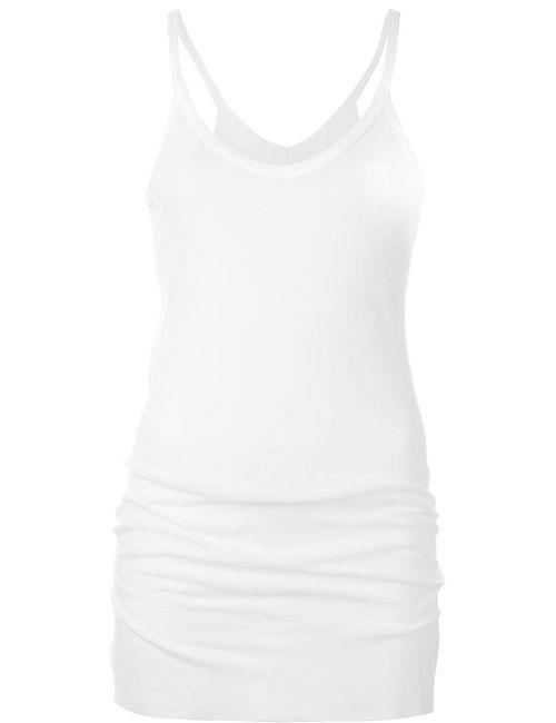 Rick Owens Lilies | Женский Белый Облегающий Топ Без Рукавов