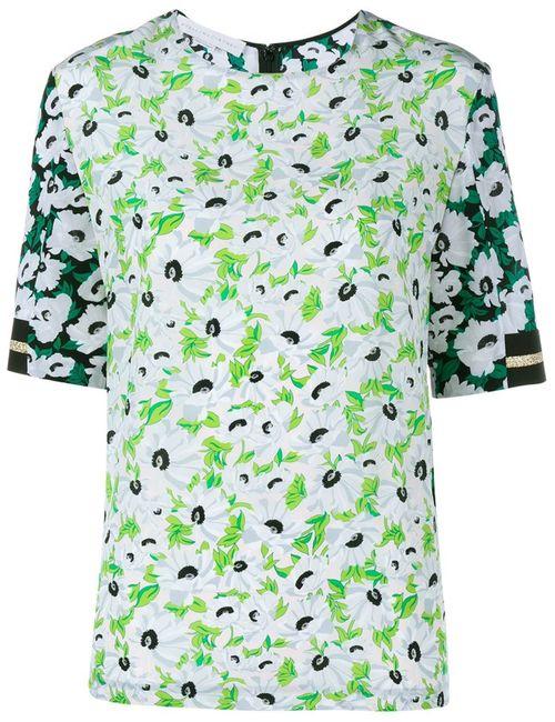 Stella Mccartney | Женское Многоцветный Sybille Slit Sleeve Top