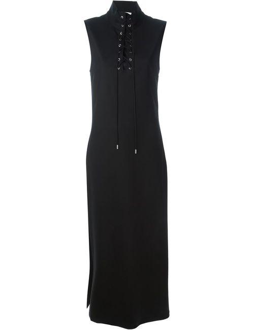 Alyx | Женское Чёрное Платье Макси