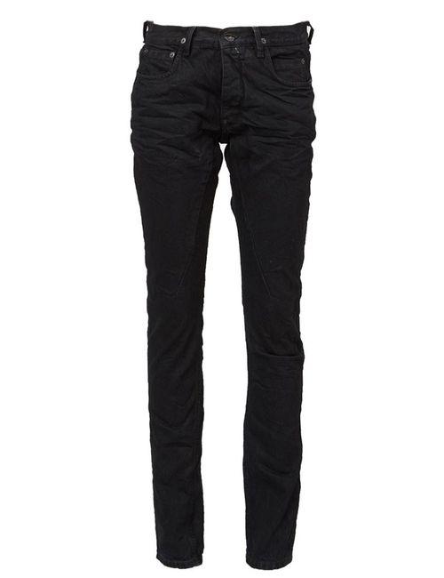 RICK OWENS DRKSHDW   Мужское Синий Slim Fit Jeans