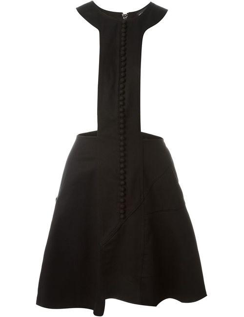 NICOPANDA | Женское Чёрное Платье Без Рукавов