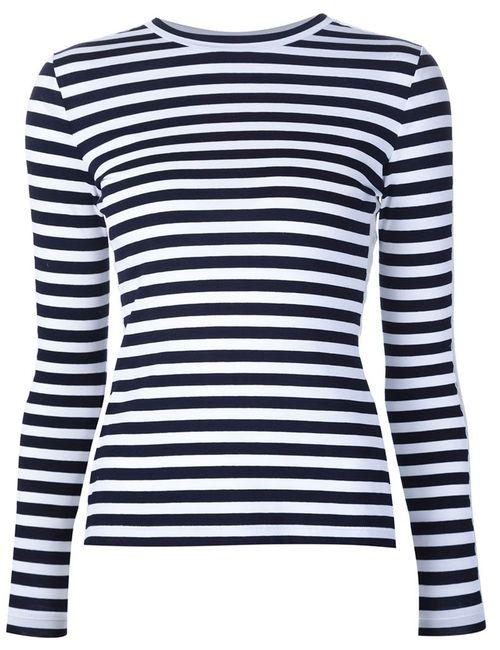 Natasha Zinko | Женское Белый Lace Panel T-Shirt