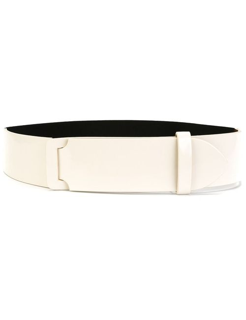 MM6 by Maison Margiela | Женское Белый Bicolour Belt