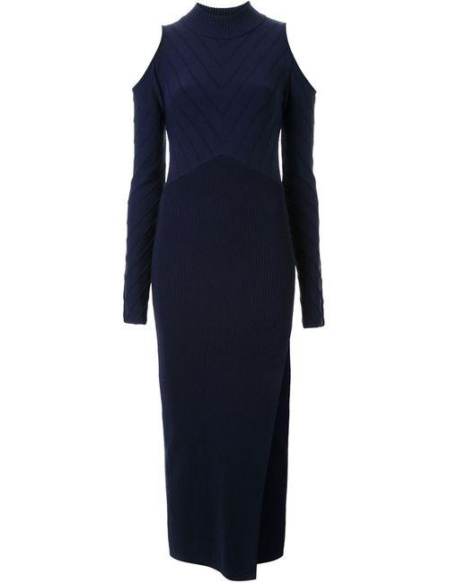 MANNING CARTELL | Женское Синее Платье Beeline