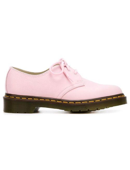 Dr. Martens | Женские Розовые Туфли На Шнуровке 1461