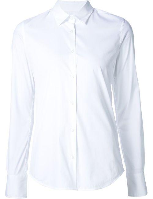 LAREIDA | Женская Белая Классическая Рубашка