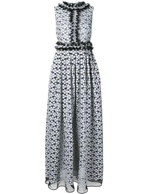 Huishan Zhang | Женское Чёрный Long Dress