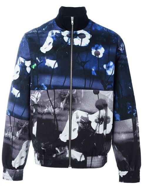 Mcq Alexander Mcqueen | Мужская Многоцветная Куртка-Бомбер С Принтом Hyper