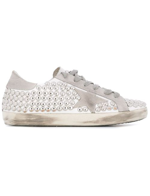 Golden Goose | Женское Белый Super Star Sneakers