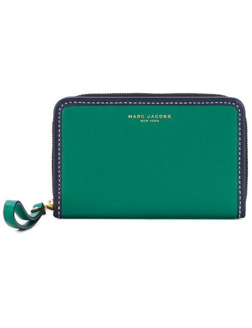 Marc Jacobs | Женское Зелёный Madison Wallet