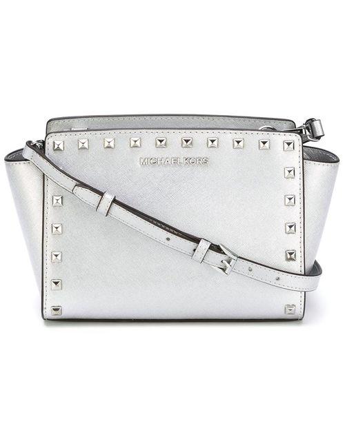 Michael Michael Kors | Женское Серебристый Medium Selma Crossbody Bag