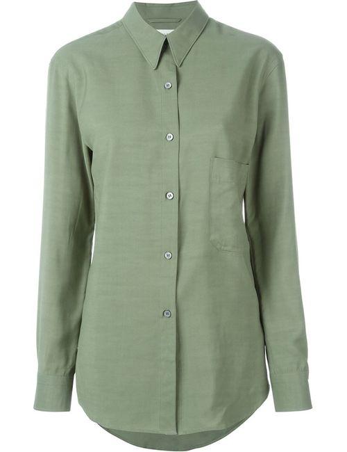 LEMAIRE | Женское Зелёный Side Pocket Shirt