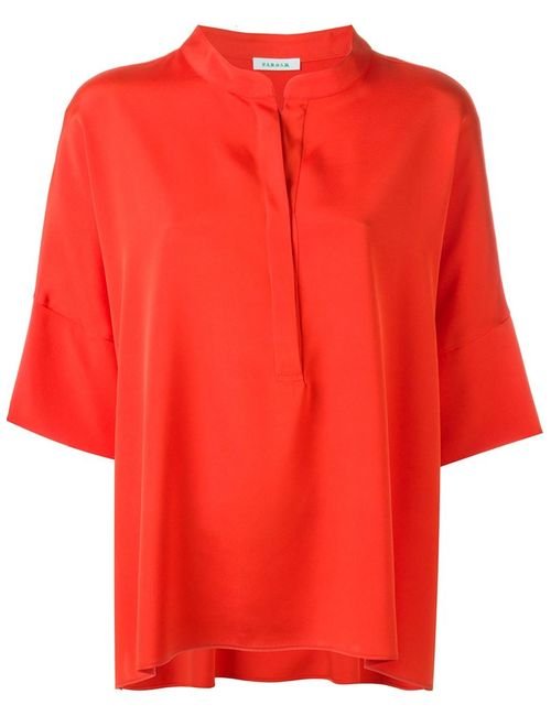 P.A.R.O.S.H. | Женское Красный Sechiny Blouse