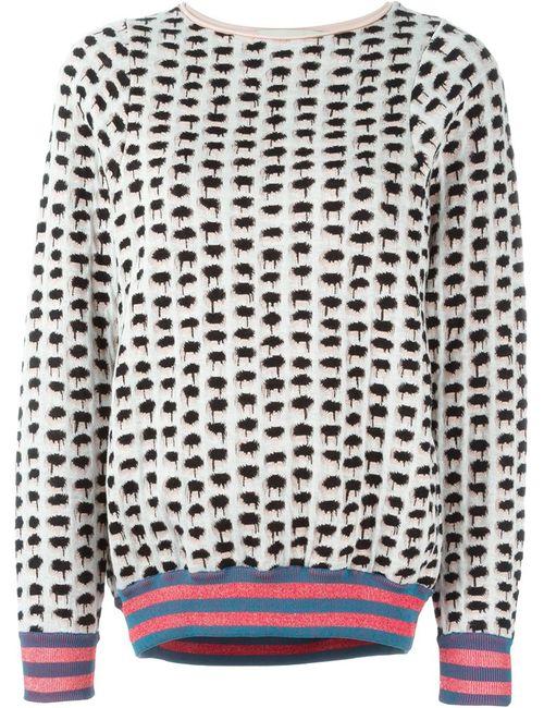 Stella Mccartney | Женское Розовый Dotted Sweatshirt