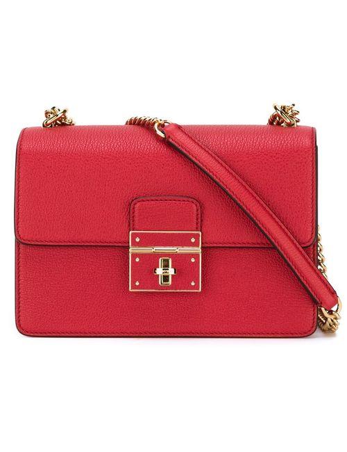 Dolce & Gabbana   Женская Красная Сумка Rosalia