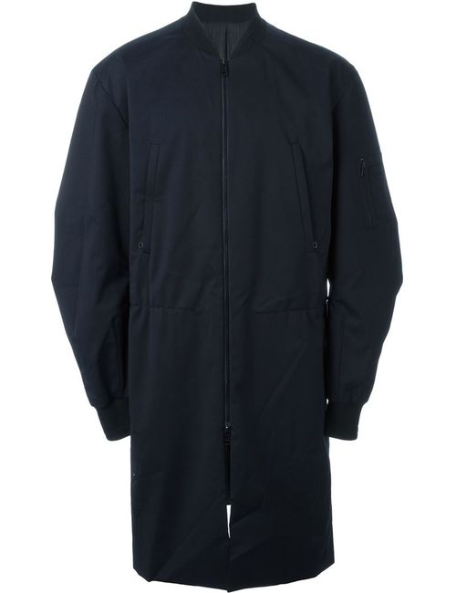 JUUN.J | Мужское Синий Oversized Bomber Coat