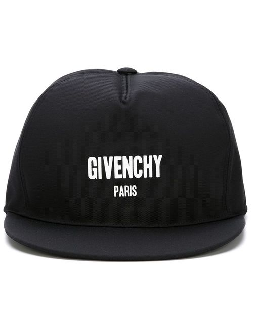 Givenchy | Женская Чёрная Кепка Paris