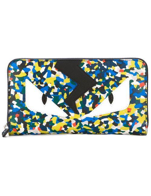 Fendi | Мужской Многоцветный Кошелек Bag Bugs