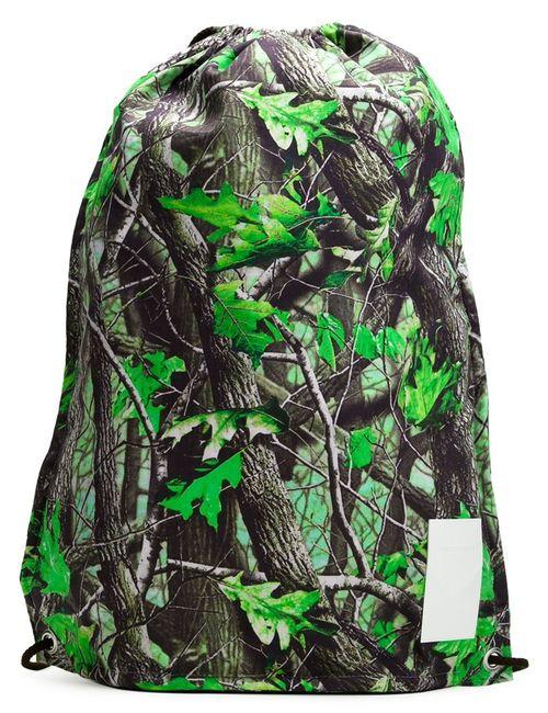 PHENOMENON | Мужское Коричневый Forest Print Backpack