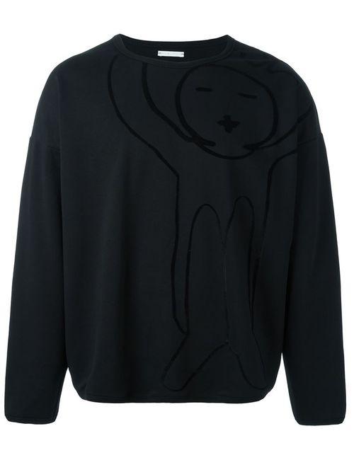 SOCIETE ANONYME | Женское Чёрный Logo Print Sweatshirt