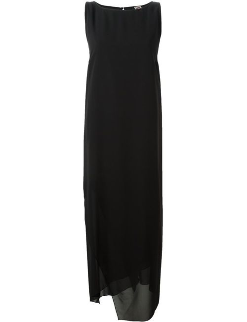 I'm Isola Marras | Женское Черный Layered Bateau Neck Dress