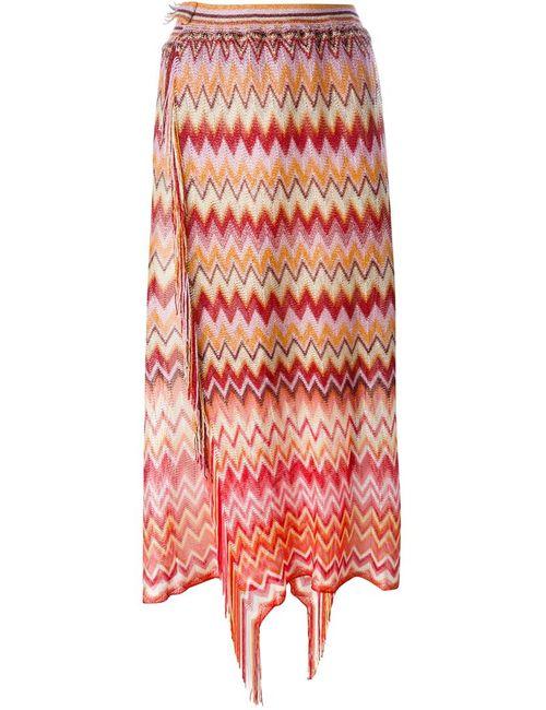 Missoni | Женское Многоцветный Zig Zag Knit Skirt
