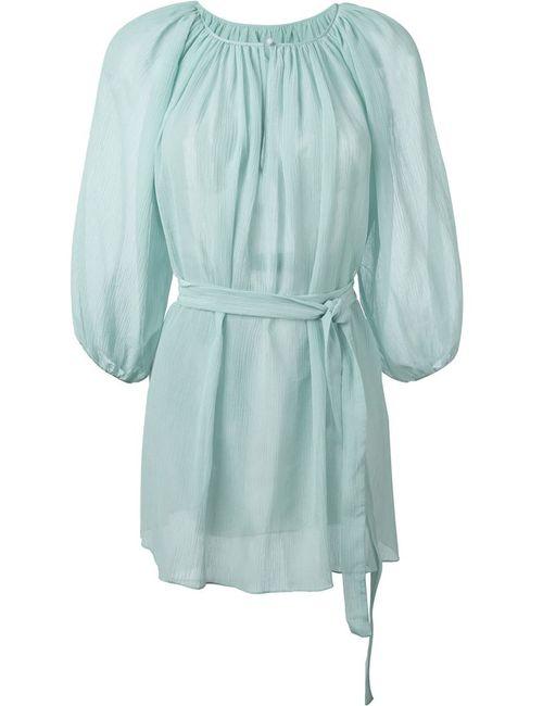 MARYSIA | Женское Синее Платье El Matador