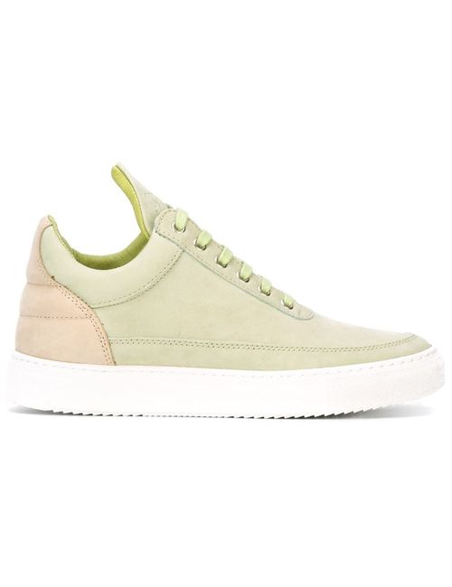 Filling Pieces | Женское Зелёный Low Top Sneakers