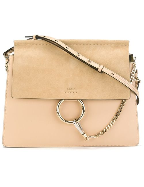 Chloe | Женское Nude & Neutrals Chloé Faye Shoulder Bag