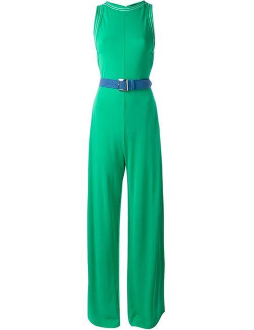 Dsquared2   Женское Зелёный Sleeveless Jumpsuit