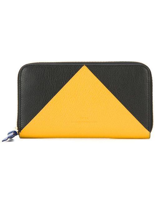 DESA | Женское Чёрный Colour Block Wallet