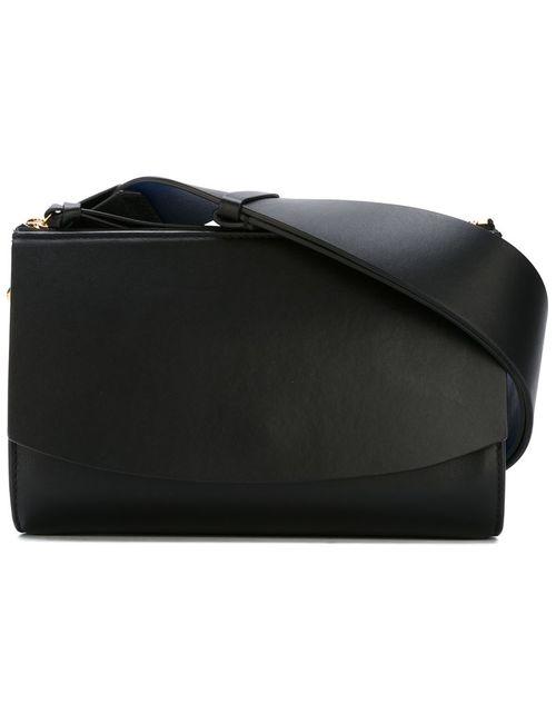 DESA | Женское Чёрный Zip Shoulder Bag